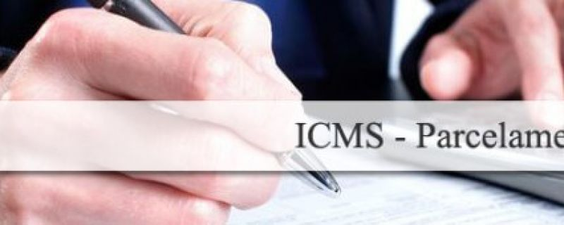 Instituído o novo programa especial de parcelamento do ICMS