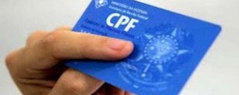 Estrangeiros podem tirar CPF no exterior de imediato