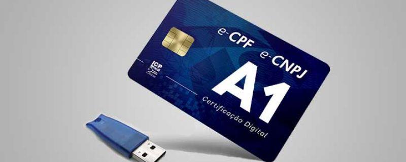 Comunicado | Certificado Digital A-1